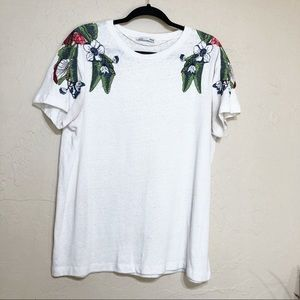 Zara Short Sleeve T-shirt M